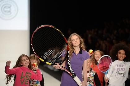 Теннисистка сравнила попавше…