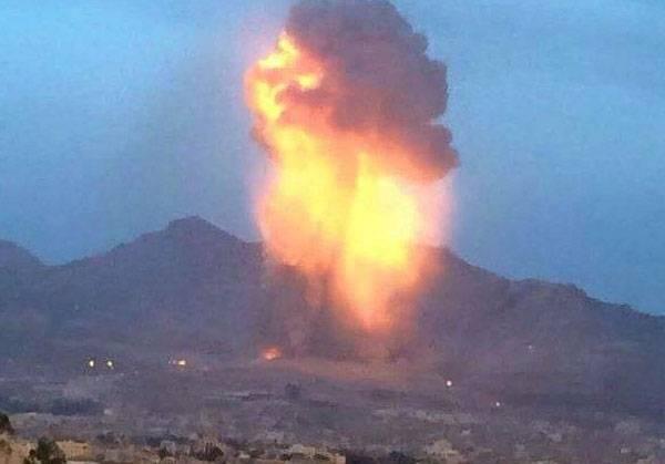 Хуситы атаковали саудовские танкеры. Ответ ВВС коалиции