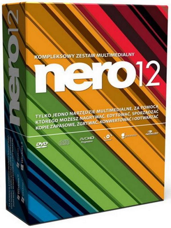 Nero 12 v12.0.02900 RePack by MKN Eng_Rus