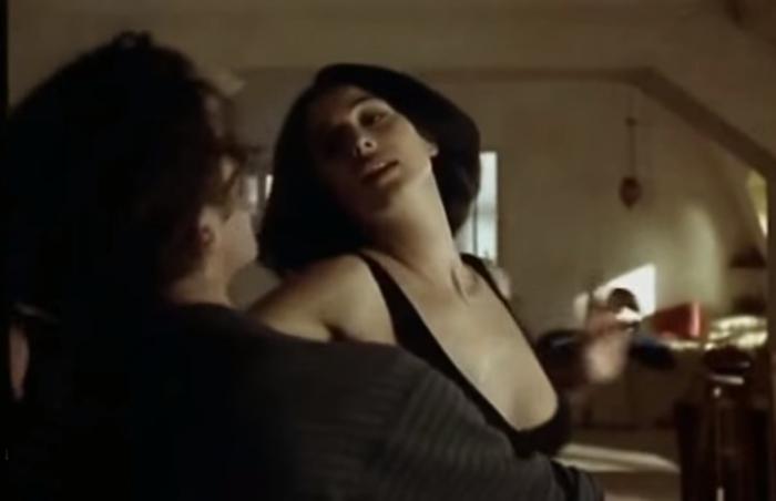 «Тысячи поцелуев»: танец любви Моники Беллуччи и Венсана Касселя