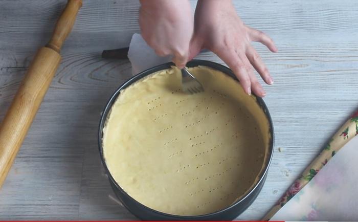 Флан: торт на песочном тесте с нежным заварным кремом Еда, Видео рецепт, Флан, Десерт, Заварной крем, Торт, Рецепт, Кулинария, Видео, Длиннопост