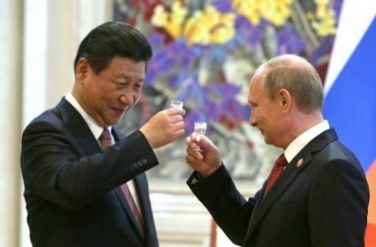 Путина назвали основоположником современных российско-китайских отношений