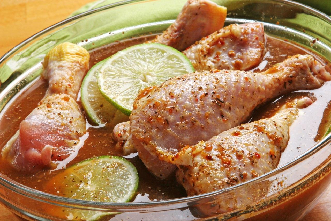 10 лучших рецептов маринада для приготовления курицы