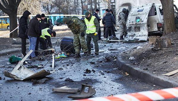Чикагская бойня в Харькове