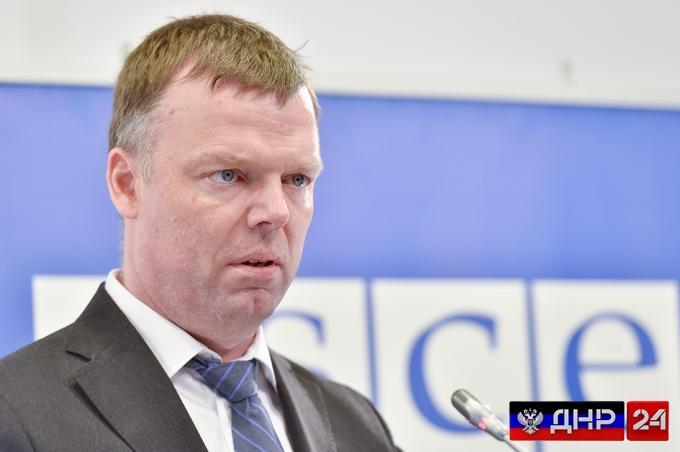 Хуг: Войну в Донбассе можно остановить за час