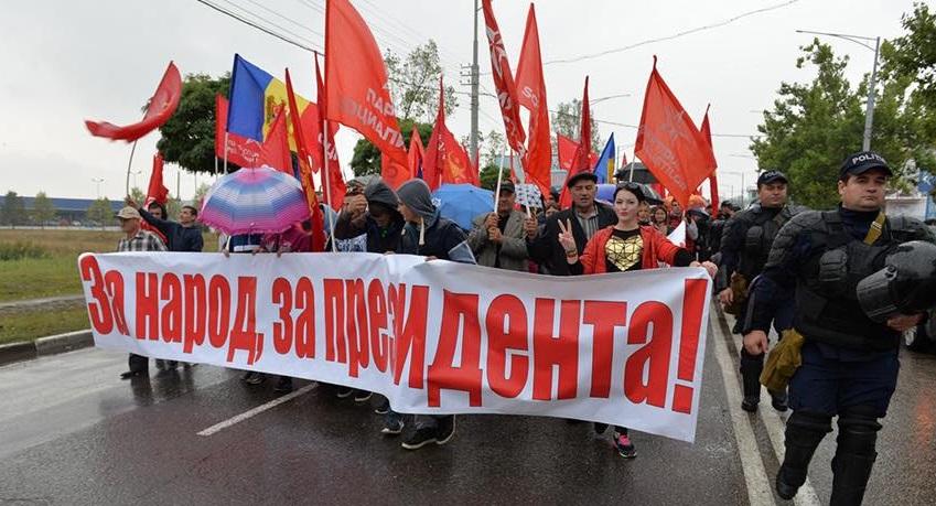 В Молдове напряжённая ситуац…