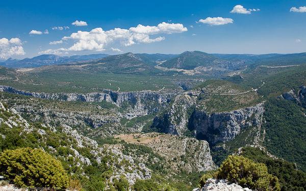 Вердонский каньон (фотопутешествие)
