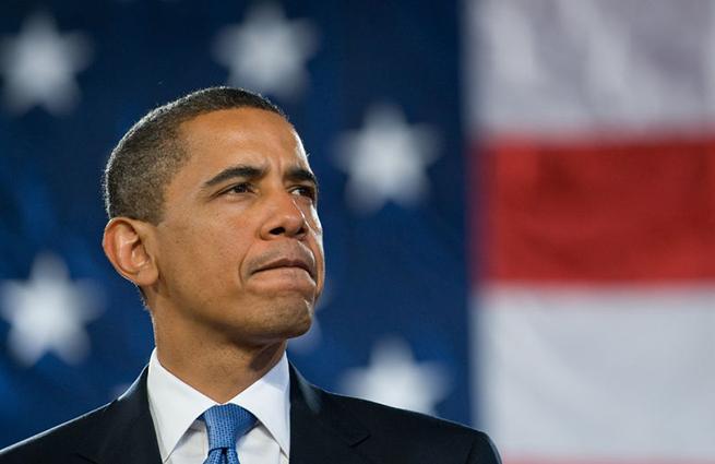 Барака Обаму назвали «обезьяной, живущей в тропическом лесу»