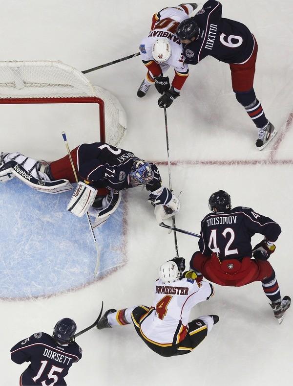Русские в НХЛ: Овечкин как Штирлиц, Бобровский - как Третьяк