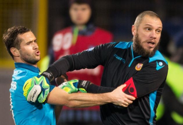«Зенит» проиграл «Арсеналу» и выбыл из Кубка России