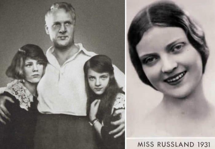 Главные красавицы русской эмиграции
