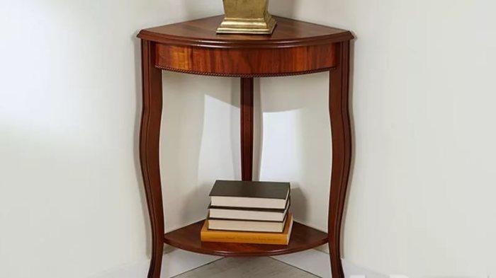 Угловой консольный столик.