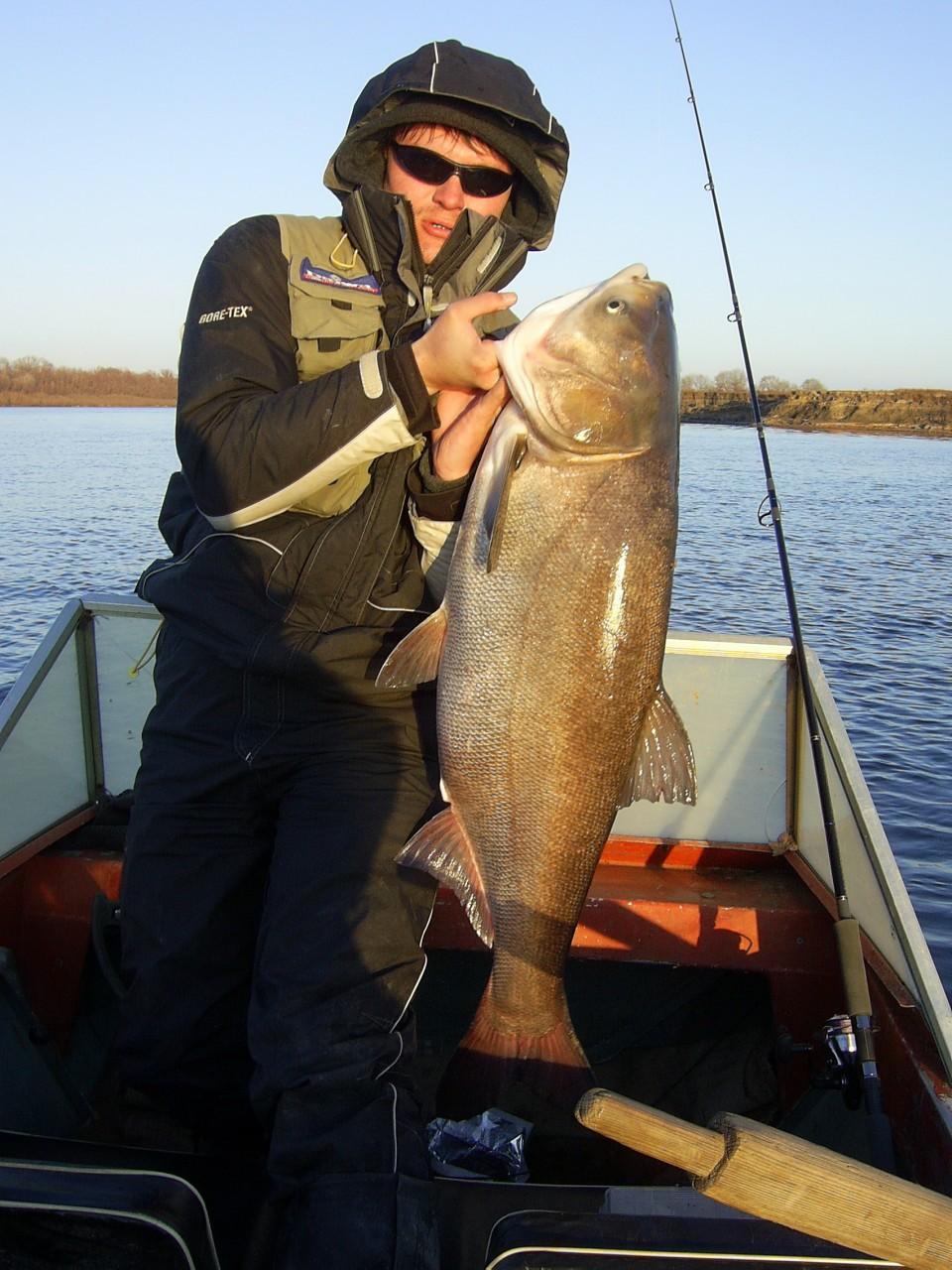 рыбалка гремучий харабали