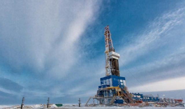 """Восполнение запасов """"Газпром…"""