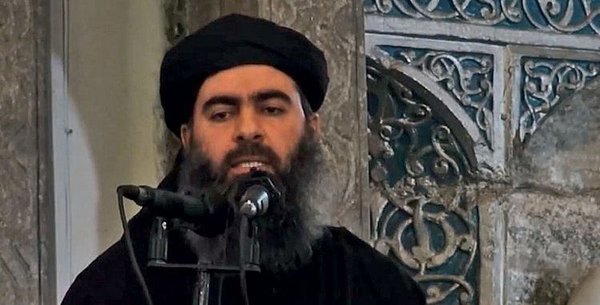 Главарь запрещённой в России ИГ Абу Бакр аль-Багдади