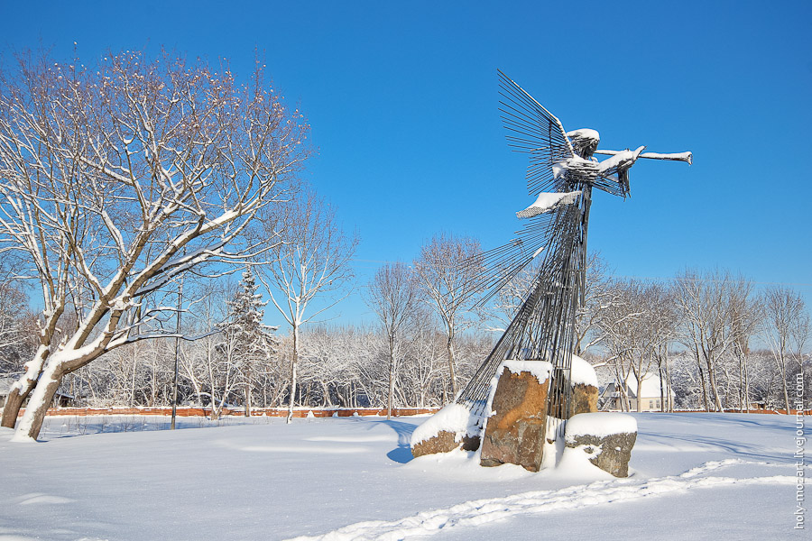 46 Зимний Чернобыль
