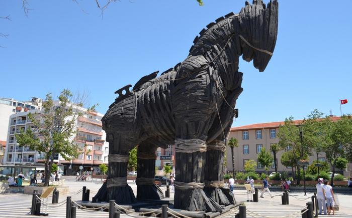 Троя (Турция)
