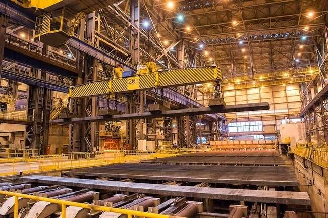Какие новые заводы построены россии