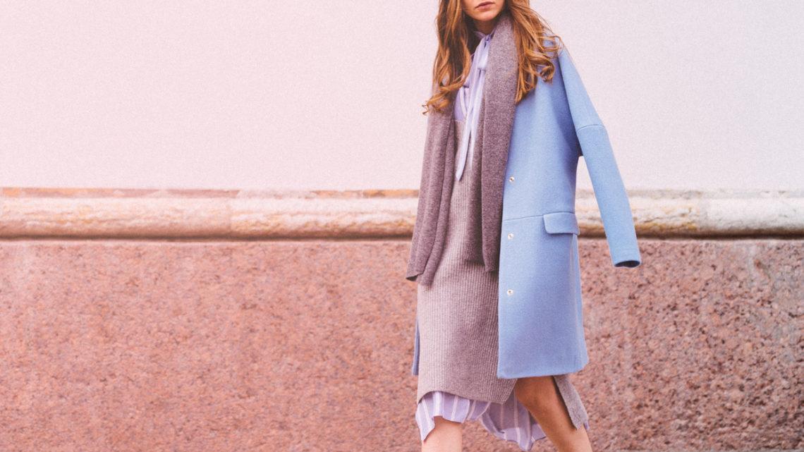 Модные пальто осень-зима 201…