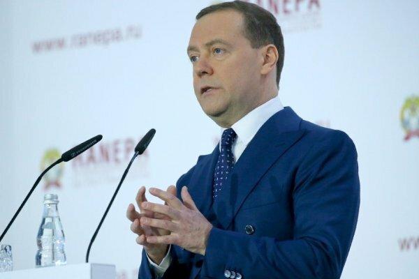 Медведев отказался изымать с…