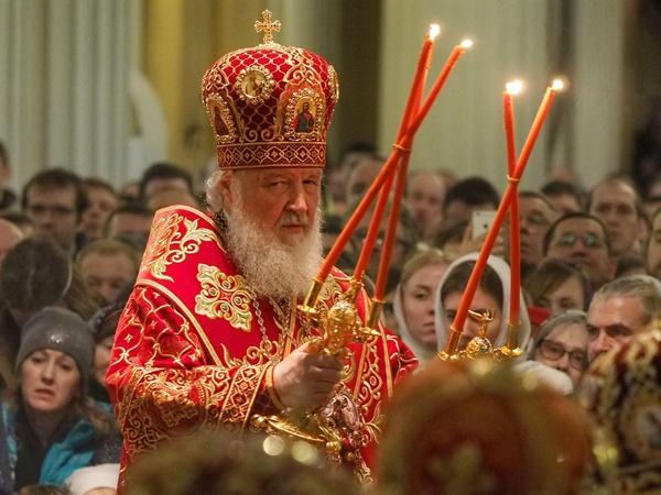 """""""Православие должно стать нормой жизни"""": Патриарх Кирилл рассказал, в чем сила"""
