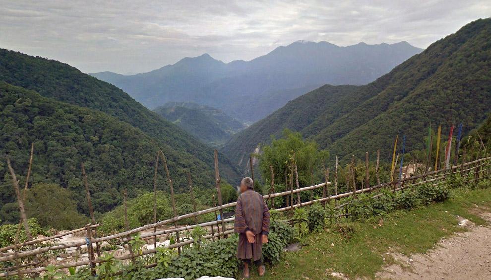 Виртуальное путешествие в королевство Бутан