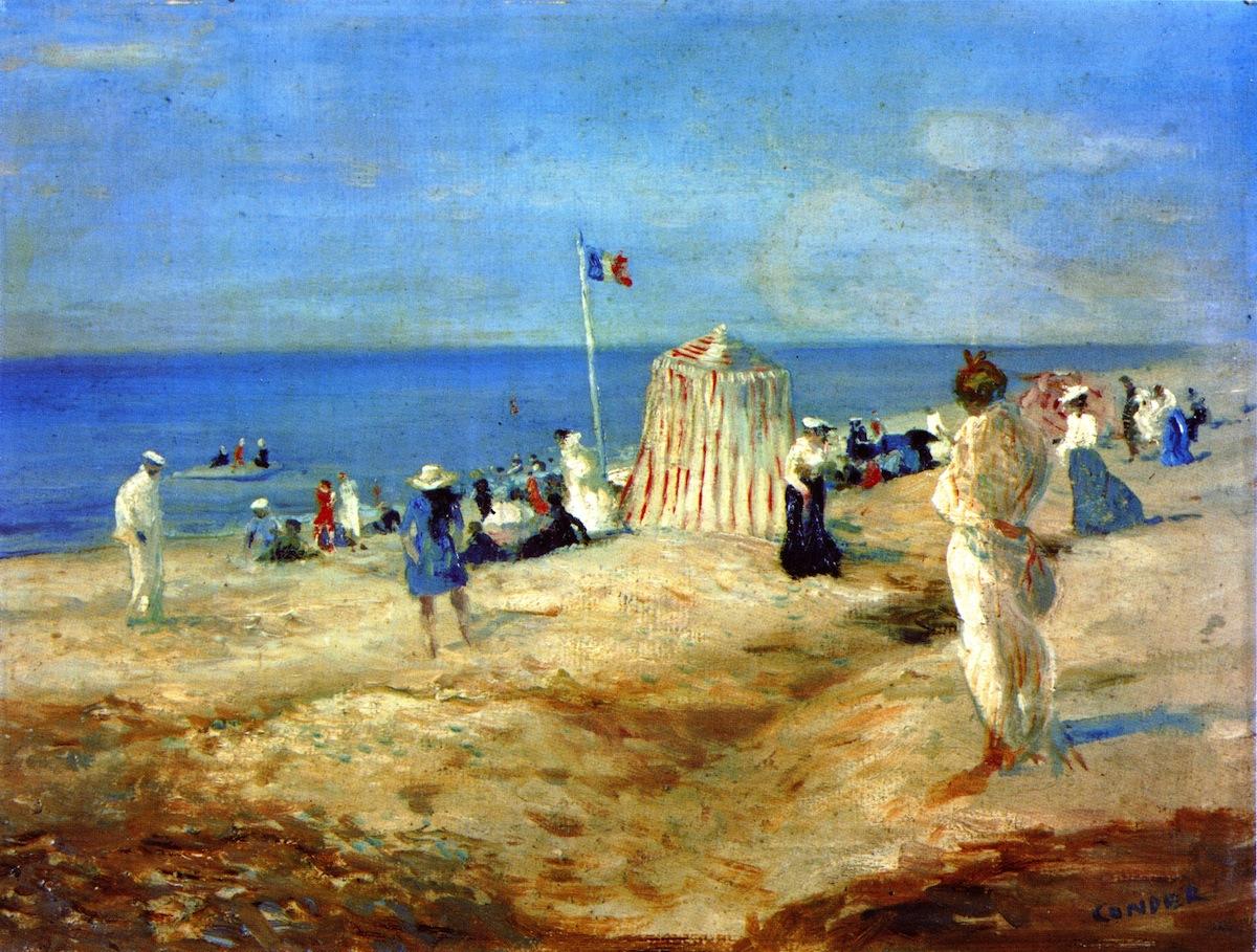 Напиши мне маслом пастораль… Английский художник Чарльз Кондер (1869-1909)