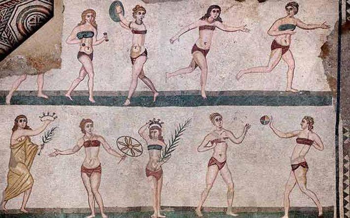 10 малоизвестных фактов из истории бикини