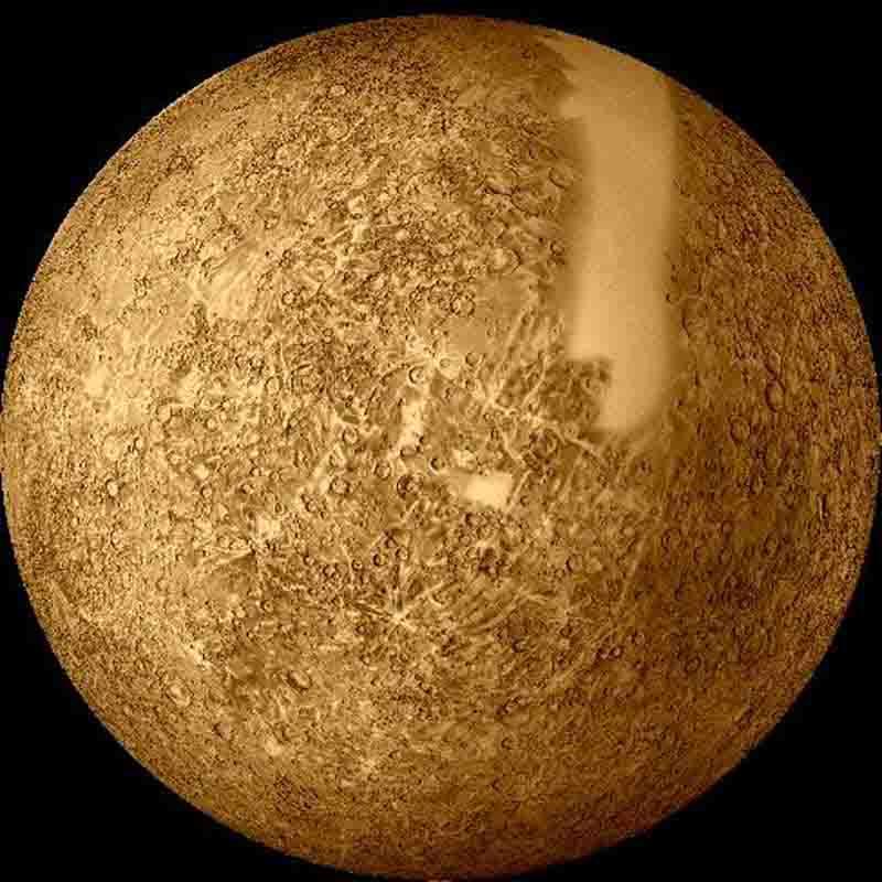 Колонизация Меркурия