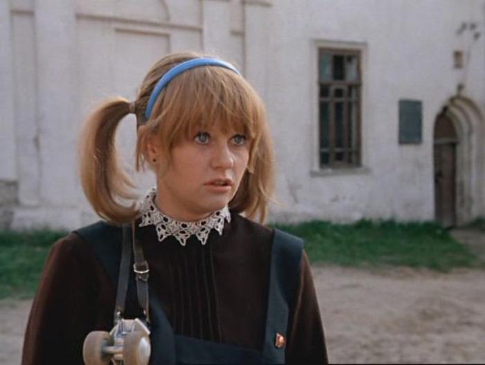 Кадр из фильма *Карнавал*, 1981   Фото: