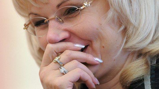 Татьяна Голикова: «Бедность пенсионеров – миф»
