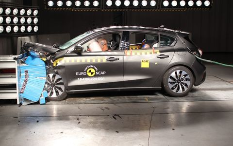 Новый Ford Focus и Volvo XC4…