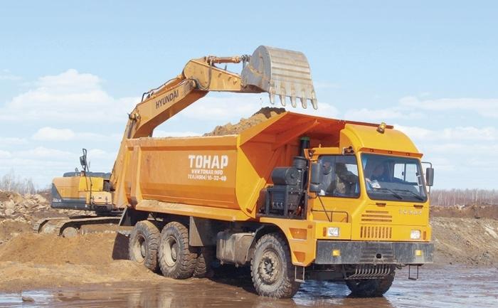 Завод «Тонар» создаст конкурента БелАЗу