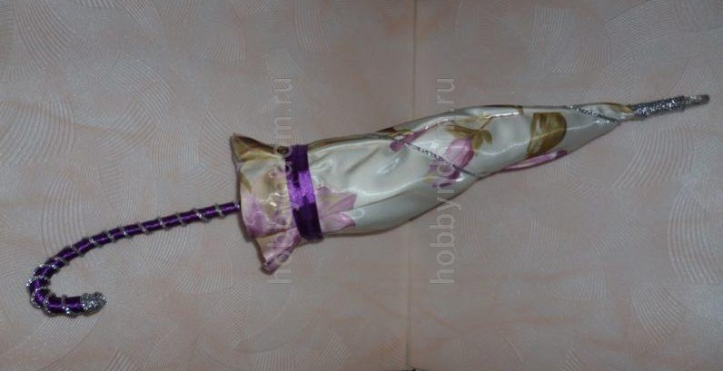 зонтик из конфет (8)