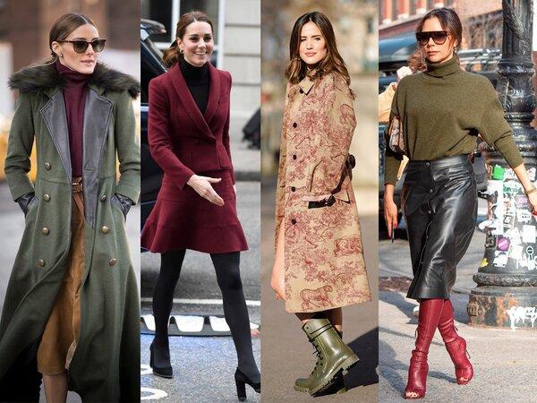 Самые модные цвета и их сочетания на 2019 год, стоит взять на заметку