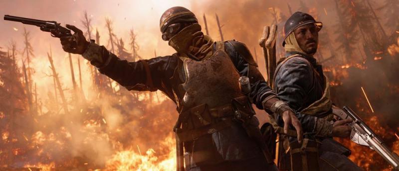 В Battlefield 5 будет нескол…