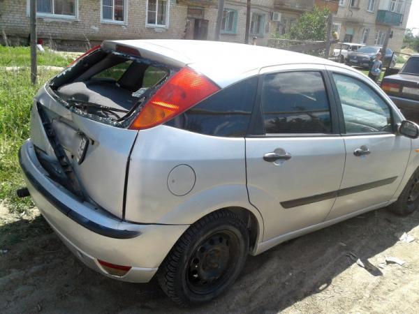 Автомойщик угнал и разбил иномарку клиентки под Астраханью