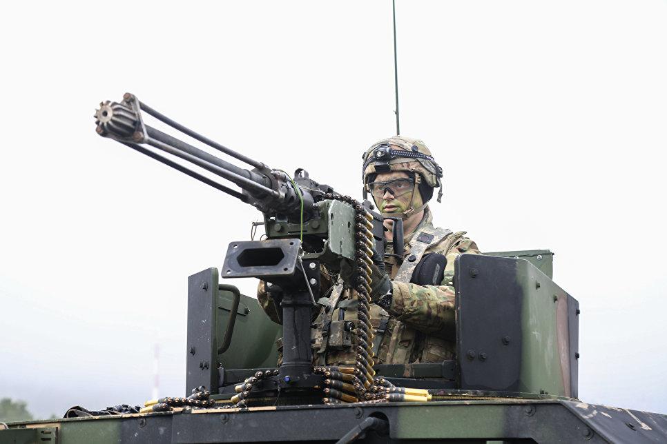Европа спешно создает армию. Проигравшими назначены Польша и Украина