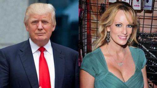 Актриса рассказала о нелепой форме гениталий Трампа