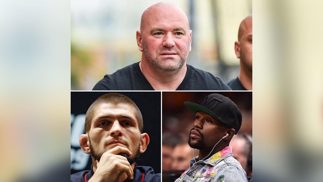 В UFC посоветовали не обращать внимания на слухи о бое Нурмагомедова и Мейвезера