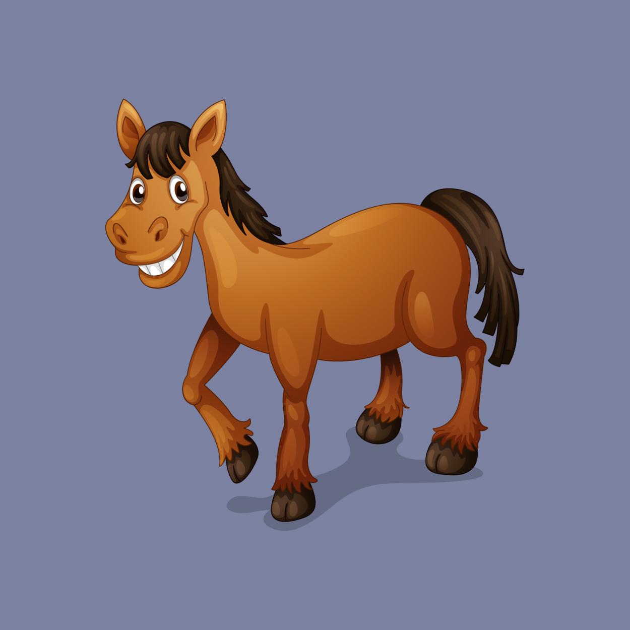 Цыган и украденная лошадь