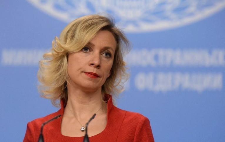 Захарова предложила Таллину три варианта для повышения собственной узнаваемости