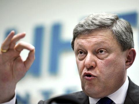 Очередное явление Явлинского: Крым – это территория Украины