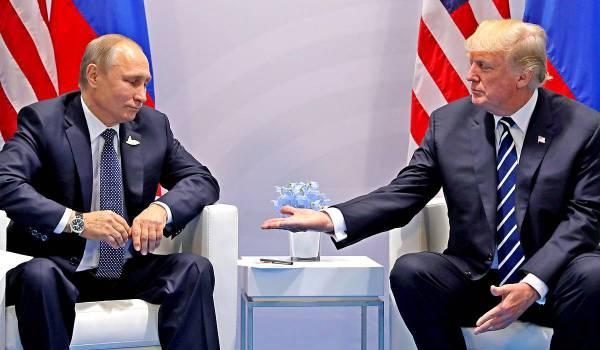 Главный жупел для Европы – США или РФ?