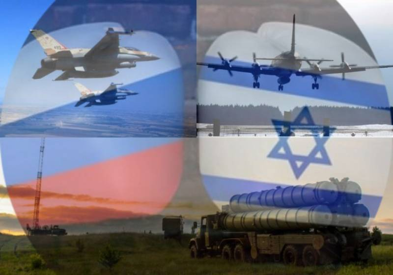 Вместо израильских F-16 радар С-400 обнаружил пассажирские самолёты