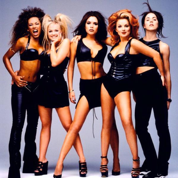 Spice Girls: вспоминая 90-ые