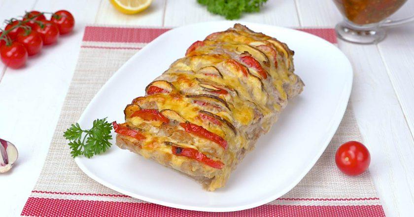 Как приготовить мясо «Гармошка» с душистым соусом