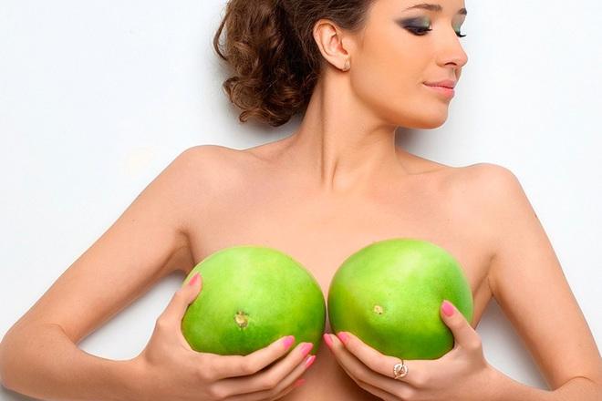 Увеличить грудь народными средствам. Я увеличила грудь за 2 недели страниц