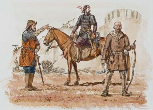 Средневековое булгарское вооружение и военное дело: факты и заблуждения