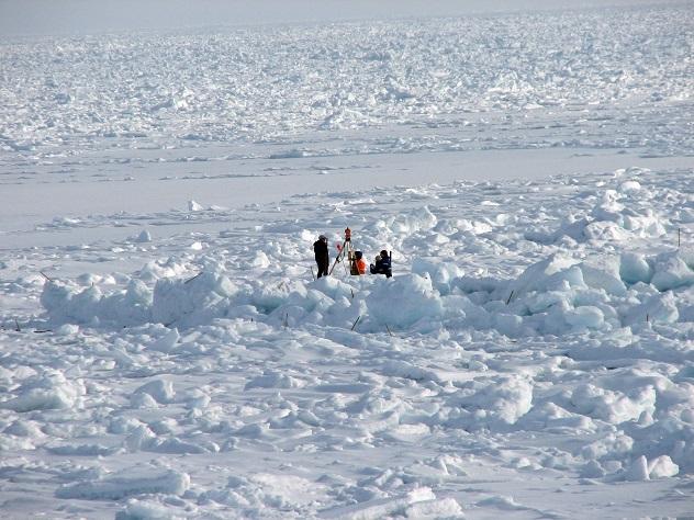 Под канадским ледяным «щитом» обнаружили подводные озера